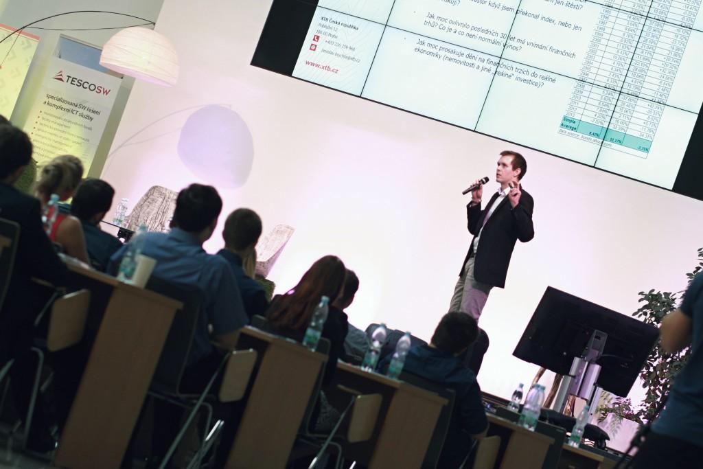 Jaroslav Brychta na Cashflow Summitu