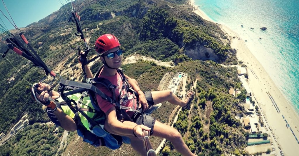 skok paraglide