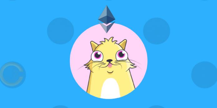 Lidé utratili přes 1 milion $ nákupem virtuálních krypto-kočiček