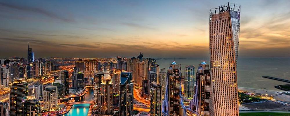 Dubaj jako první město na světe začne používat Blockchain pro fungování vlády