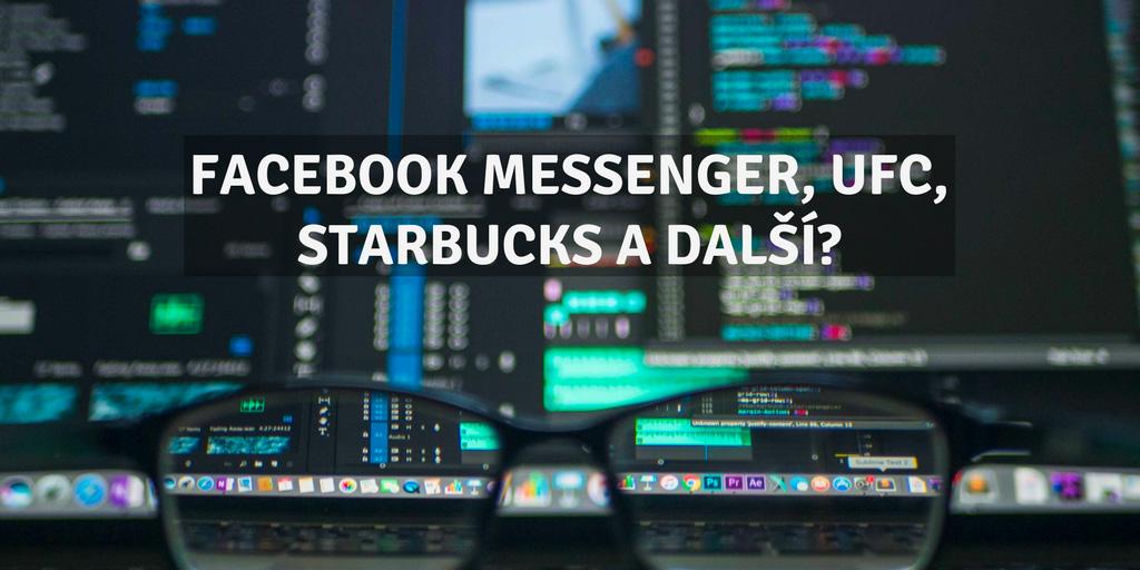 Facebook Messenger, Starbucks nebo UFC. Případů těžby Monera přibývá