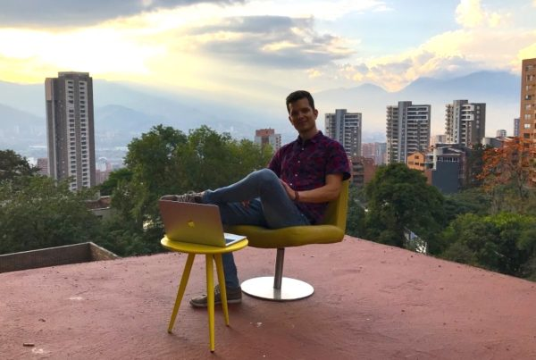 Medellin Tomas Zdrazil