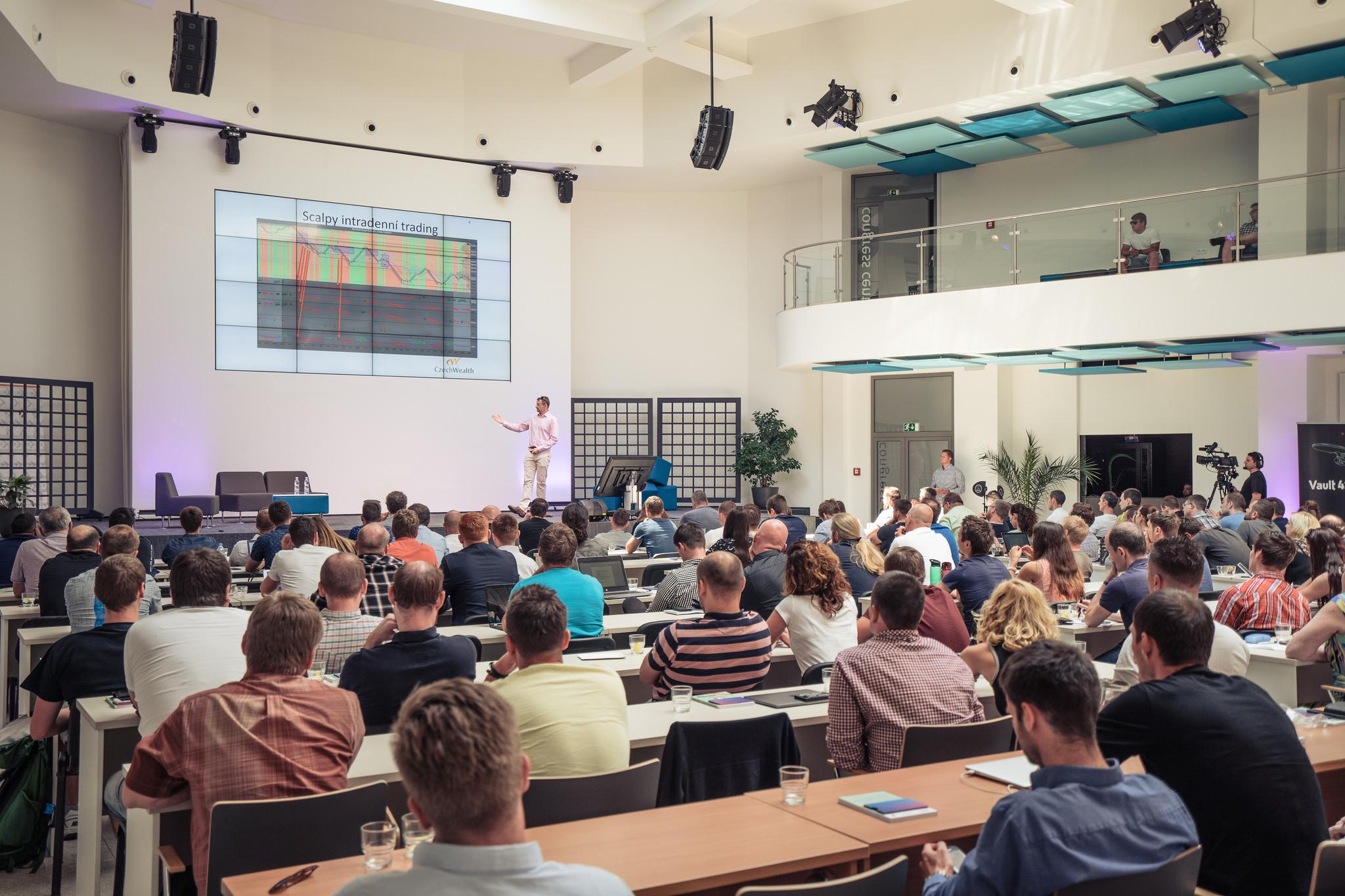 16. díl: Ludvík Turek – Jak a co hýbe trhem?