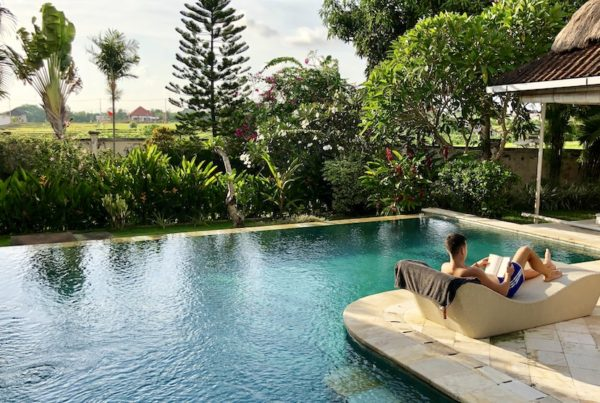 vila Bali