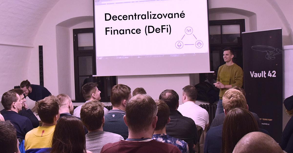 Decentralizované Finance